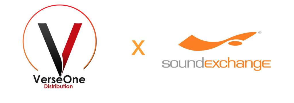 VerseOne Distribution Partners SoundExchange